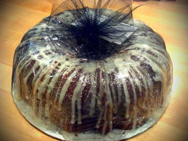 Short~n~Sweet lb. Cake