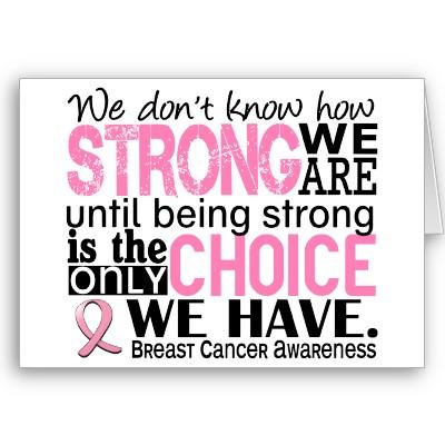 Breast Cancer Awareness 2012: I'm A Survivor!!! (2/4)